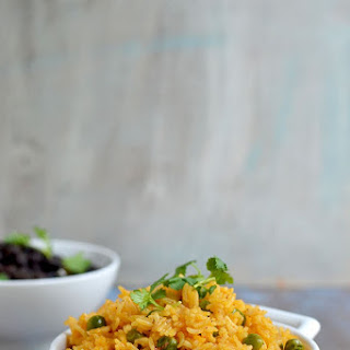 Cuban Style Yellow Rice (Vegan recipe)