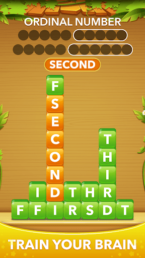 Word Heaps - Swipe to Connect the Stack Word Games filehippodl screenshot 1