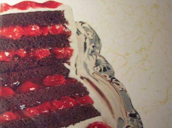 Chocolate Cherry Torte   Quick & Simply Delicious Recipe