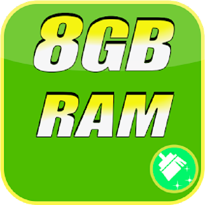 8GB Ram  Booster Cleaner Pro 2018