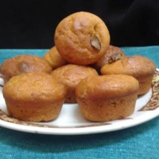Egg Less Mango Muffins