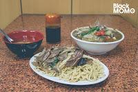 金調生炒鱔魚麵