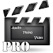 Audio,Photo,Video to EMail PRO icon