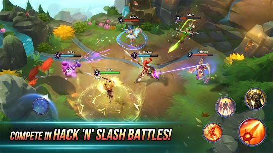Dungeon Hunter Champions: Epic Online Action RPG 1