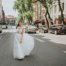 Wedding photographer Małgorzata Mordzińska (mordziska). Photo of 24.05.2017