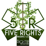 Logo of 5 Rights Brewing Nellie's Nectar Bavarian-Style Hefeweizen