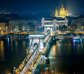 Budapest Wallpapers - náhled