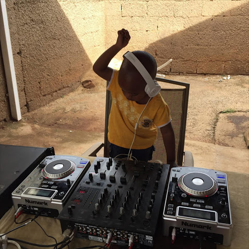 Watch: Two-year old DJ spins hits on the decks