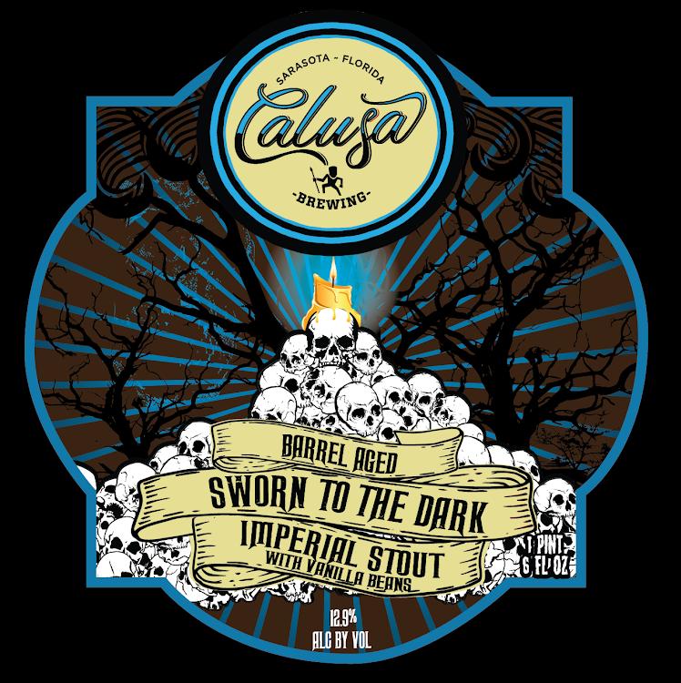 Logo of Calusa BA Sworn To The Dark W/Vanilla Bean