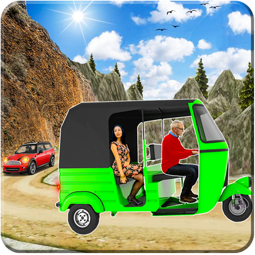 Tuk Tuk Rickshaw Off-Road Driver (game)