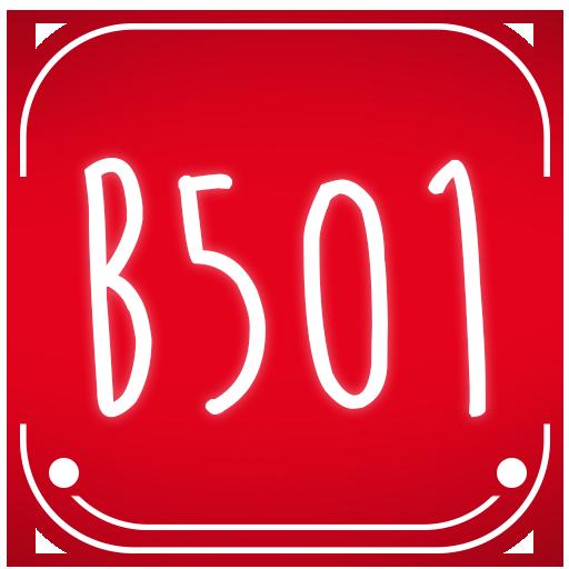 B 501 Magic Effect