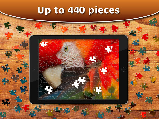 Jigsaw Puzzle Collection HD screenshot 12