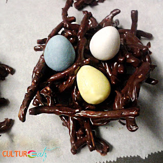 Chocolate Birds