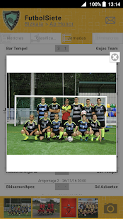 FutbolSiete- screenshot thumbnail