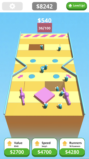 Obstacle Course - screenshot