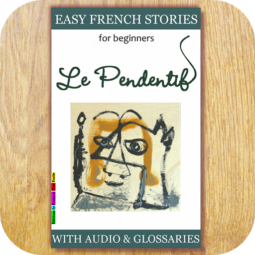 Easy French Stories, Le Pendentif, Sample