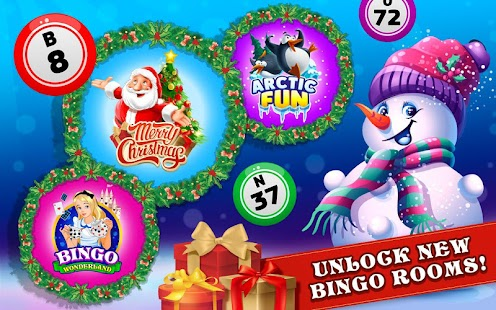 Download Christmas Bingo Santa's Gifts For PC Windows and Mac apk screenshot 5