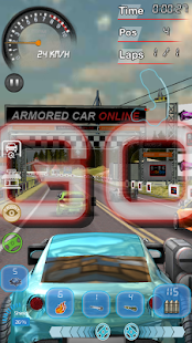 Armored Car Online- screenshot thumbnail