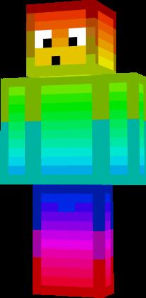 Rainbow Derp Slime Nova Skin