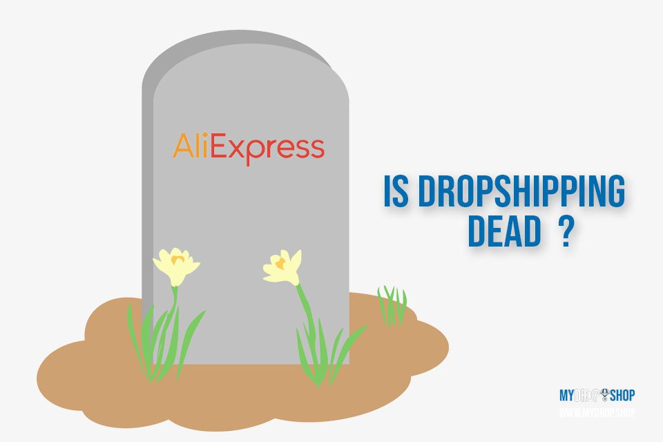 is dropshipping dead ?