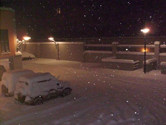 Nevicata notturna di Joe.d