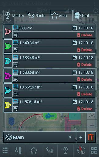 Mgrs & Utm Map Pro  screenshots 3