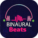 Binaural Beats meditation and relaxation icon