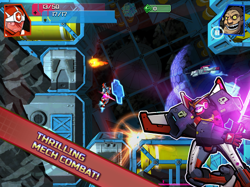 GALAK-Z: Variant Mobile  screenshots 6
