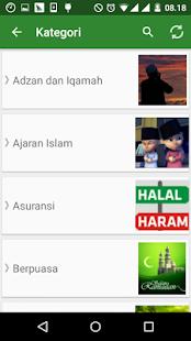 Belajar Agama Islam - náhled