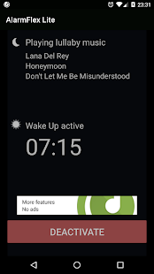 AlarmFlex Lite - Music Alarm- screenshot thumbnail