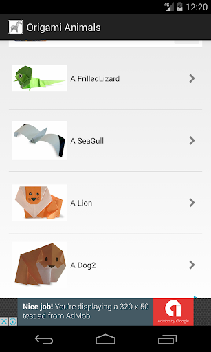 免費下載運動APP|折り紙動物 app開箱文|APP開箱王