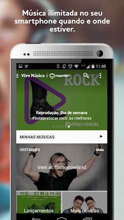Vivo Música by Napster 5.2.0.333 screenshot 237563