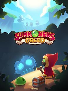 Summoner's Greed – Idle TD- screenshot thumbnail