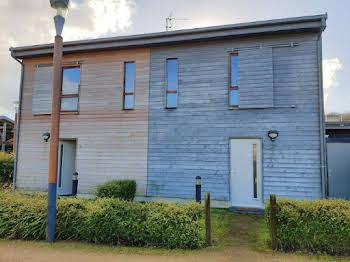 Maison 3 pièces 80,44 m2