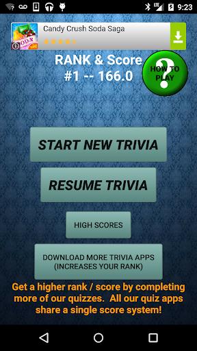Badger Trivia Badgers Quiz