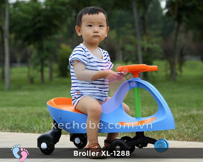 Xe lắc trẻ em Broller XL-1288 2