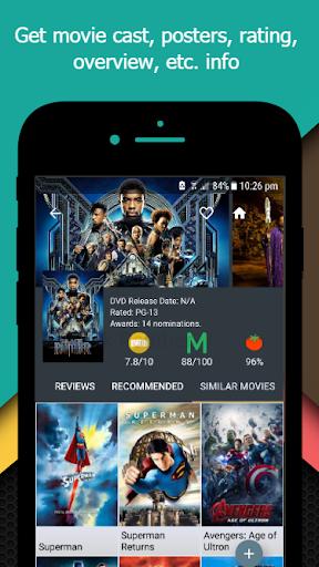 Movie-TV Show Guide (TMDb) 2.3 screenshots 3