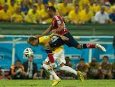 Opvallend: shirt waarmee Colombiaan rug Neymar brak te koop op internet