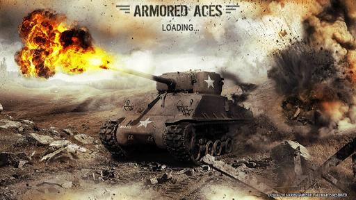 Armored Aces - 3D Tank War Online 3.0.3 screenshots 14