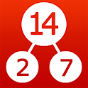 Prime Factor Calculator icon