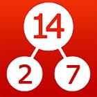 Prime Factor Calculator icon