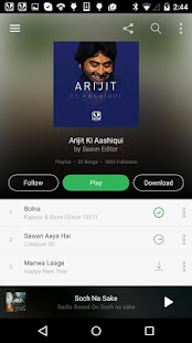 Saavn Music & Radio Screenshot 6