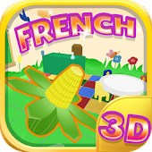 Learn French For Kids 3D Free