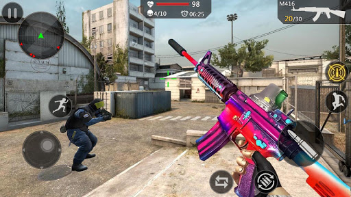 Fury Strike : Anti-Terrorism Shooter screenshots apkspray 23