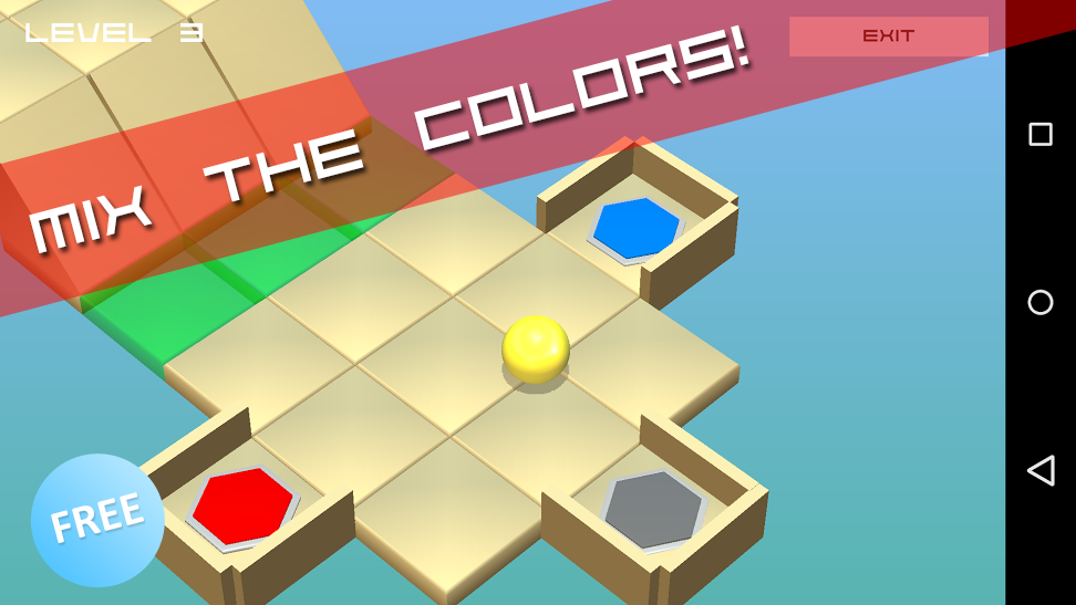 Cromoball - Ball Puzzle- screenshot