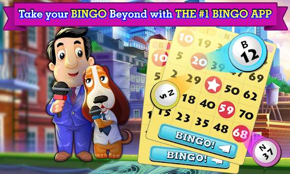 Bingo Blitz: Bonuses & Rewards APK screenshot thumbnail 1