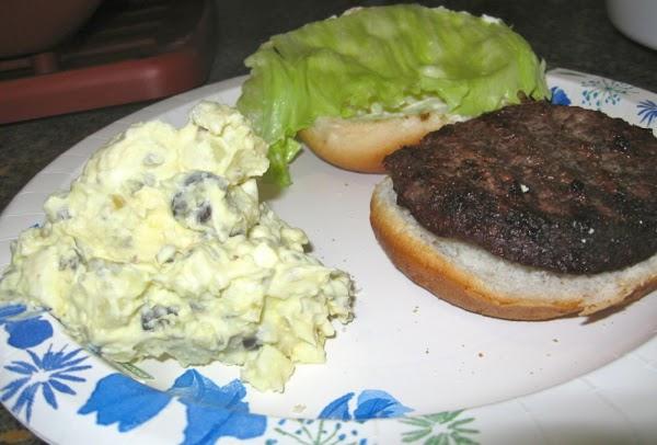 Guam Potato Salad Recipe