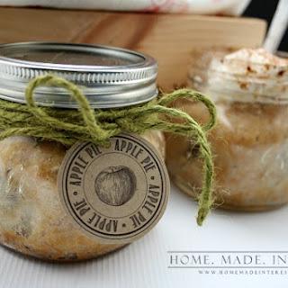 Apple Pie in a Jar