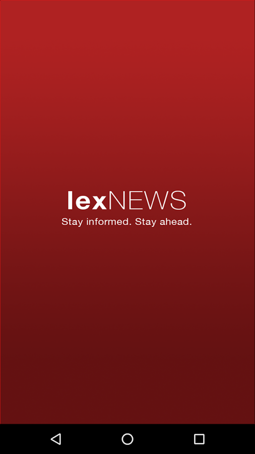 lexNEWS - Tax and related NEWS- screenshot