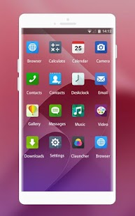 Theme for Asus ZenFone 4 Selfie - náhled